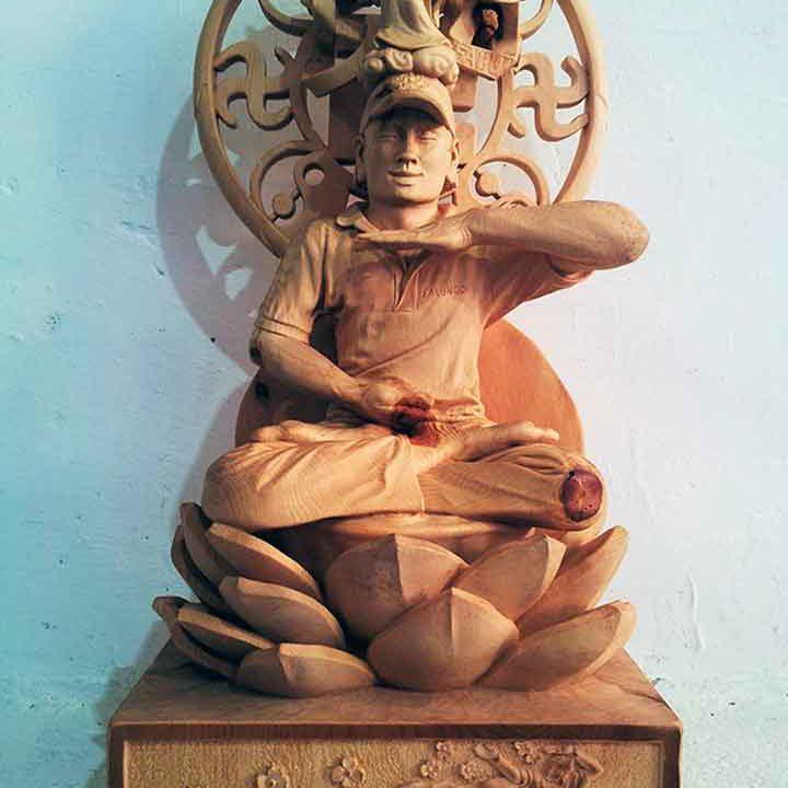 Falun Dafa Figur - 5. Übung