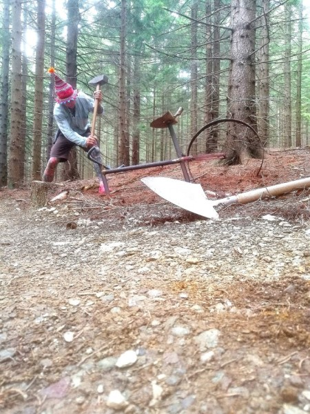 TrailART Aufbau, Wexl Trail