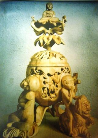Räucherschale, christof seiser, weihrauch