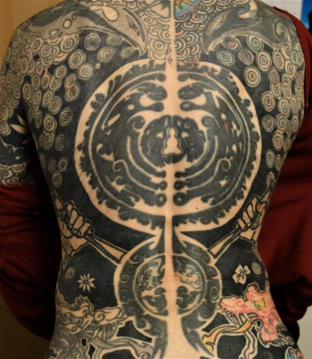 Tattoo Bodysuit, Tattoo Story, tattoo ganzer Rücken,
